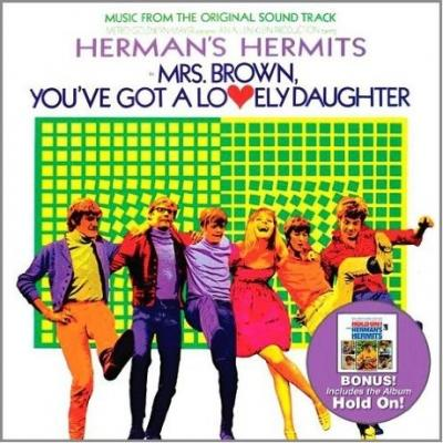 Mrs Brown You've Got Lovely Daughter / Hold on Soundtrack CD. Mrs Brown You've Got Lovely Daughter / Hold on Soundtrack