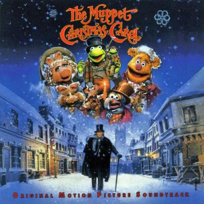 Muppet Christmas Carol Soundtrack CD. Muppet Christmas Carol Soundtrack