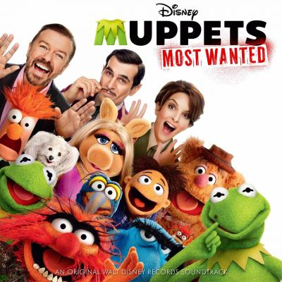 Muppets Most Wanted Soundtrack CD. Muppets Most Wanted Soundtrack