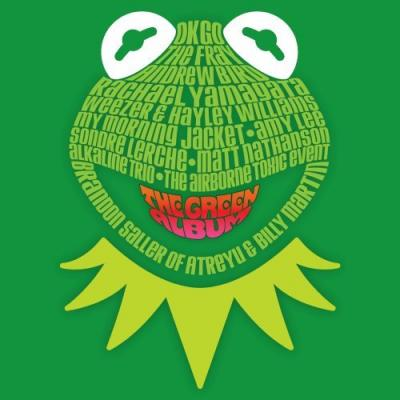 Muppets: The Green Album Soundtrack CD. Muppets: The Green Album Soundtrack