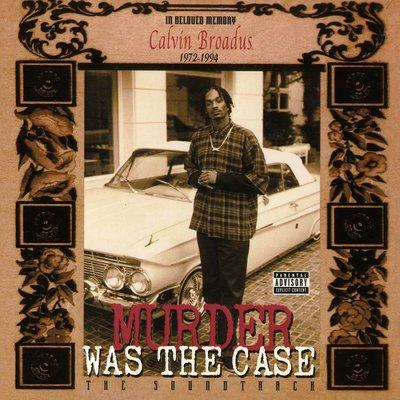 Murder Was the Case Soundtrack CD. Murder Was the Case Soundtrack