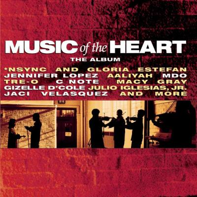 Music of the Heart Soundtrack CD. Music of the Heart Soundtrack
