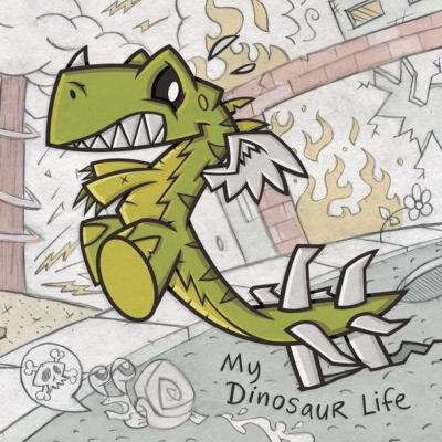 My Dinosaur Life Soundtrack CD. My Dinosaur Life Soundtrack