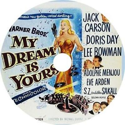 My Dream Is Yours Soundtrack CD. My Dream Is Yours Soundtrack