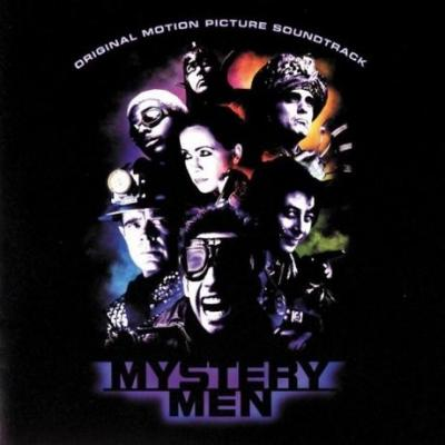 Mystery Men Soundtrack CD. Mystery Men Soundtrack