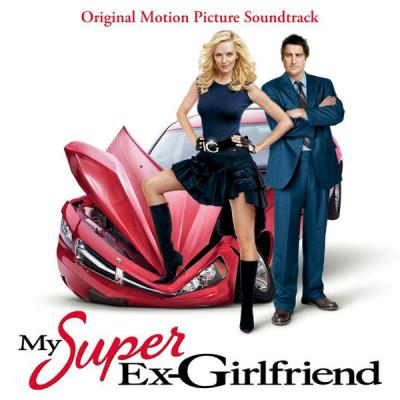 My Super Ex-Girlfriend Soundtrack CD. My Super Ex-Girlfriend Soundtrack