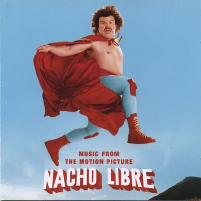 Nacho Libre Soundtrack CD. Nacho Libre Soundtrack