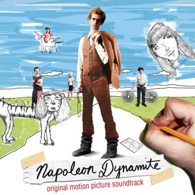 Napoleon Dynamite Soundtrack CD. Napoleon Dynamite Soundtrack