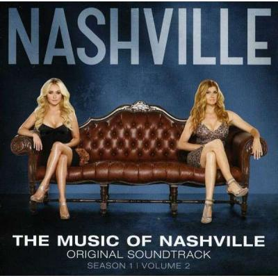 Nashville season 1, Vol.2 Soundtrack CD. Nashville season 1, Vol.2 Soundtrack