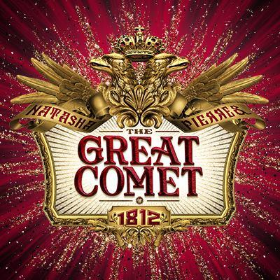 Natasha, Pierre, And The Great Comet Of 1812 Soundtrack CD. Natasha, Pierre, And The Great Comet Of 1812 Soundtrack