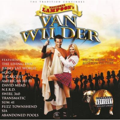 National Lampoon's Van Wilder Soundtrack CD. National Lampoon's Van Wilder Soundtrack
