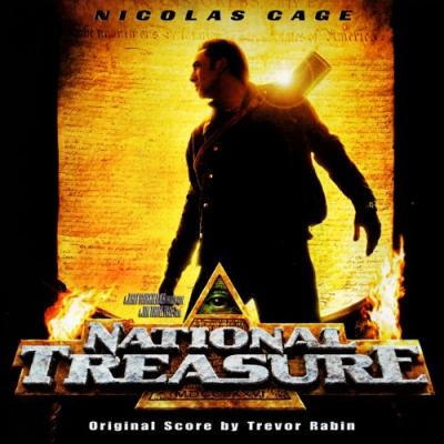 National Treasure Soundtrack CD. National Treasure Soundtrack