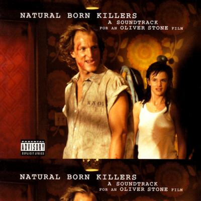 Natural Born Killers Soundtrack CD. Natural Born Killers Soundtrack