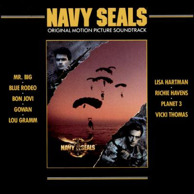 Navy Seals Soundtrack CD. Navy Seals Soundtrack