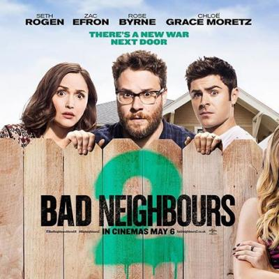 Neighbors 2: Sorority Rising Soundtrack CD. Neighbors 2: Sorority Rising Soundtrack