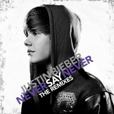 Never Say Never Soundtrack CD. Never Say Never Soundtrack