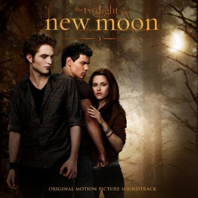 New Moon Soundtrack CD. New Moon Soundtrack