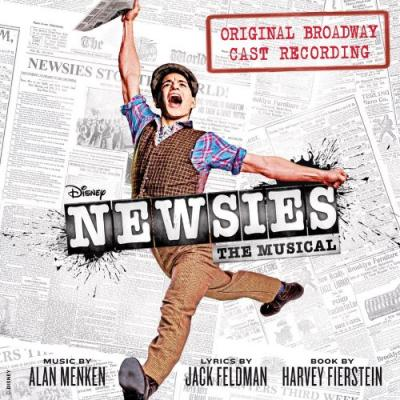 Newsies Soundtrack CD. Newsies Soundtrack