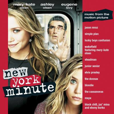 New York Minute Soundtrack CD. New York Minute Soundtrack