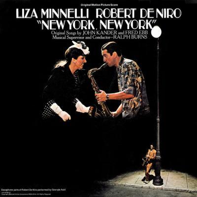 New York, New York Soundtrack CD. New York, New York Soundtrack