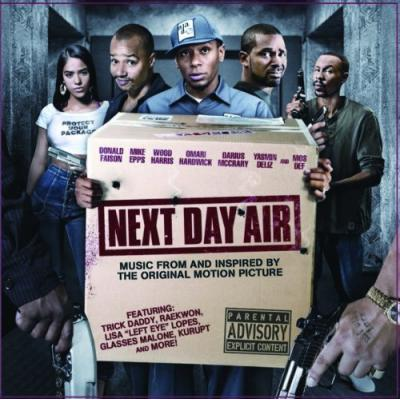 Next Day Air Soundtrack CD. Next Day Air Soundtrack
