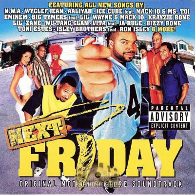 Next Friday Soundtrack CD. Next Friday Soundtrack