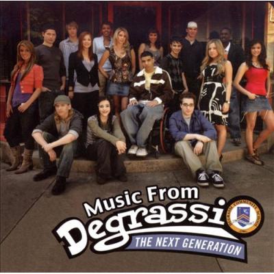 Next Generation Soundtrack CD. Next Generation Soundtrack