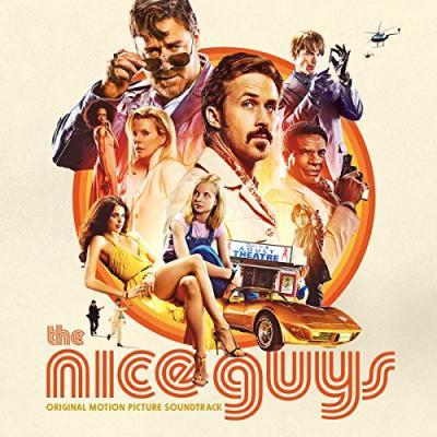 Nice Guys Soundtrack CD. Nice Guys Soundtrack