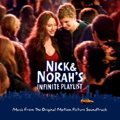 Nick And Norah's Infinite Playlist Soundtrack CD. Nick And Norah's Infinite Playlist Soundtrack