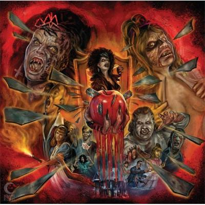 Night of the Demons Soundtrack CD. Night of the Demons Soundtrack