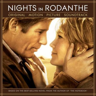 Nights in Rodanthe Soundtrack CD. Nights in Rodanthe Soundtrack
