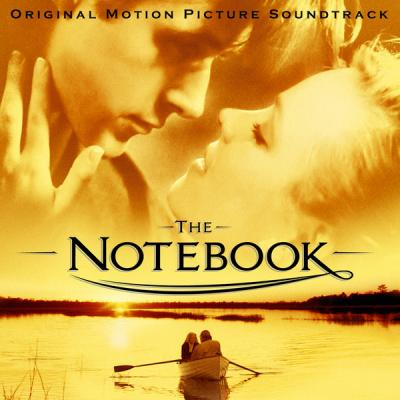Notebook Soundtrack CD. Notebook Soundtrack