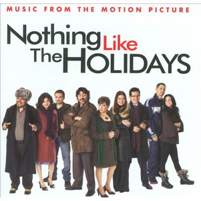 Nothing Like the Holidays Soundtrack CD. Nothing Like the Holidays Soundtrack
