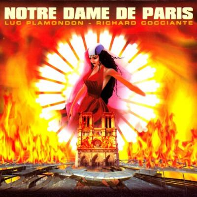 Notre Dame de Paris Soundtrack CD. Notre Dame de Paris Soundtrack