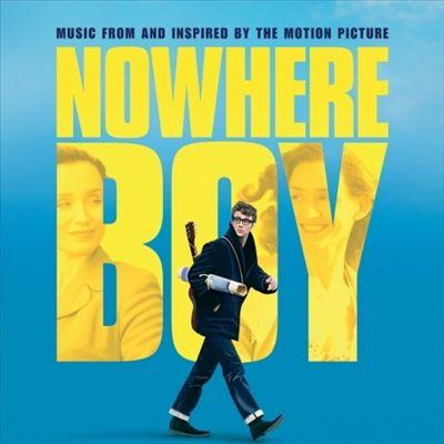 Nowhere Boy Soundtrack CD. Nowhere Boy Soundtrack