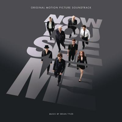 Now You See Me Soundtrack CD. Now You See Me Soundtrack