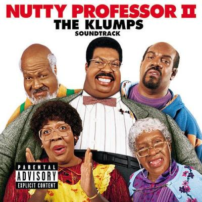 Nutty Professor 2 Soundtrack CD. Nutty Professor 2 Soundtrack