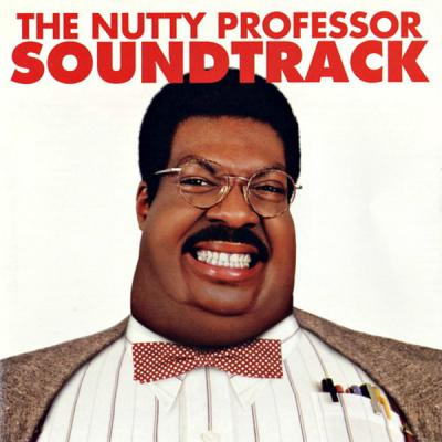Nutty Professor Soundtrack CD. Nutty Professor Soundtrack