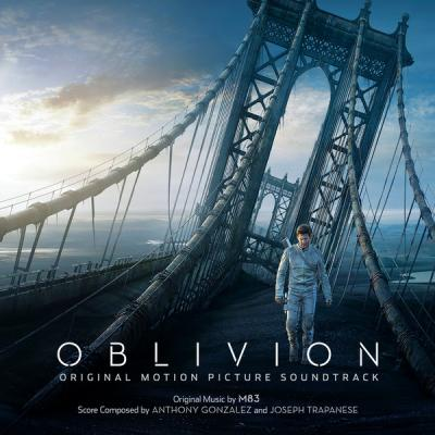 Oblivion Soundtrack CD. Oblivion Soundtrack