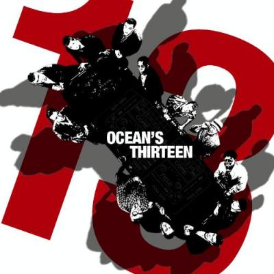 Ocean's Thirteen Soundtrack CD. Ocean's Thirteen Soundtrack