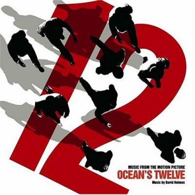 Ocean's Twelve Soundtrack CD. Ocean's Twelve Soundtrack