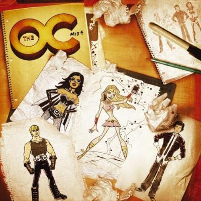 O.C. Mix 4, The Soundtrack CD. O.C. Mix 4, The Soundtrack