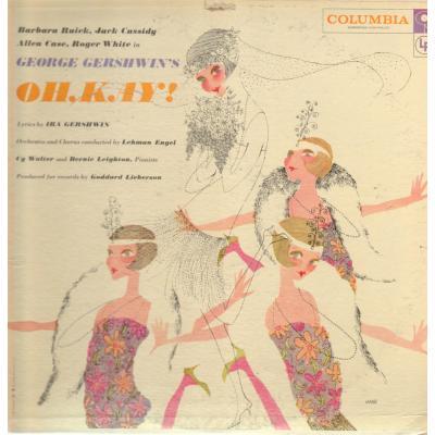 Oh, Kay! Soundtrack CD. Oh, Kay! Soundtrack