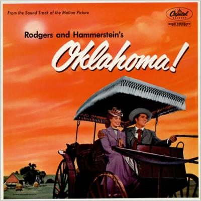 Oklahoma Soundtrack CD. Oklahoma Soundtrack