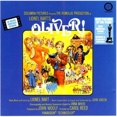 Oliver! Soundtrack CD. Oliver! Soundtrack