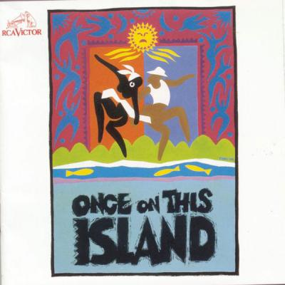 Once on This Island Soundtrack CD. Once on This Island Soundtrack