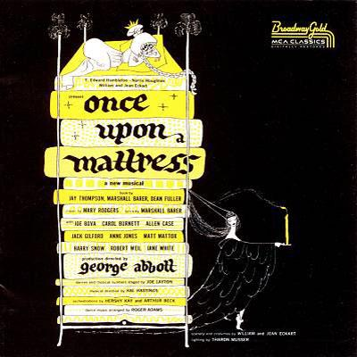 Once Upon A Mattress Soundtrack CD. Once Upon A Mattress Soundtrack