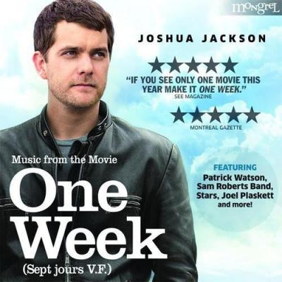 One Week Soundtrack CD. One Week Soundtrack