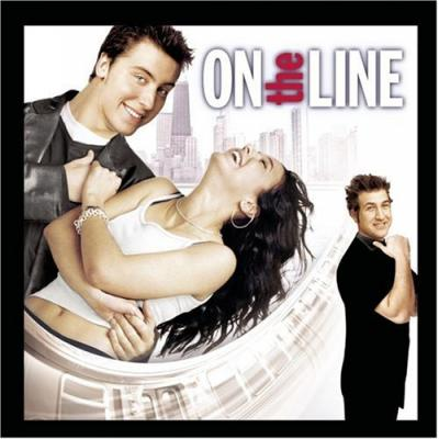 On the Line Soundtrack CD. On the Line Soundtrack