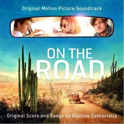 On the Road Soundtrack CD. On the Road Soundtrack